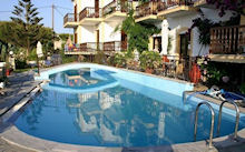 Foto Aparthotel Agios Konstantinos in Agios Konstantinos ( Samos)